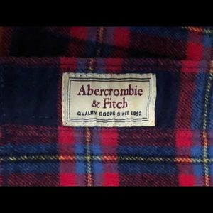 A & F Flannel.